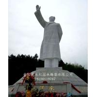河北花岗岩名人石雕像 伟人石雕肖像图片