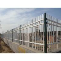 武汉组装式护栏 三横梁锌钢护栏