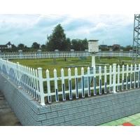 武汉花园 景区围栏 PVC塑钢围栏 包安装