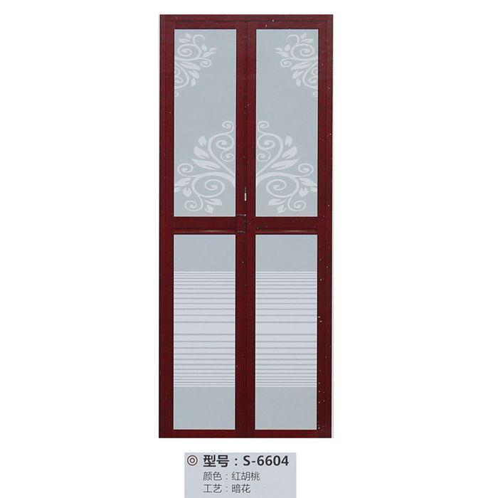 南京小折叠门系列-南京朗润门业