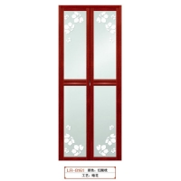 南京移门厂-小折叠门系列-南京朗润门业