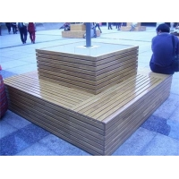 哈尔滨防腐木座椅,哈尔滨防腐木座椅制作安装,哈尔滨防腐木