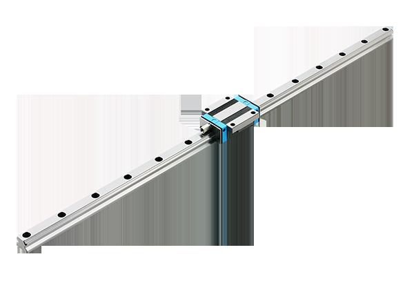 HTPM直线导轨LSQ高速静音导轨法兰EA/FA/HEA/H
