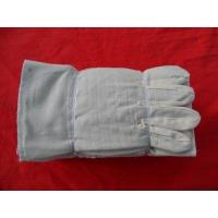 手套 劳保帆布手套 加厚双层防油耐磨防护工作手套厂家