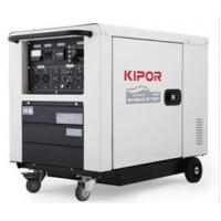 开普柴油数码发电机组 ID6000家用 工地 工厂军队专用发