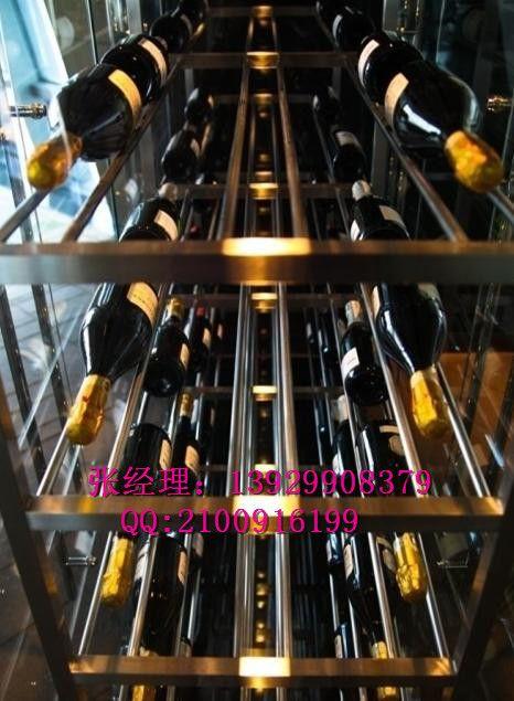 连云港不锈钢酒架 红洋酒架 展示架