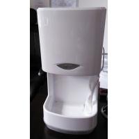 带接水盘自动烘手机 洗手间高速吹干手器 新款