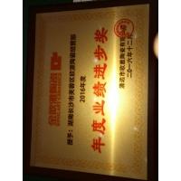 2016年度经销商进步奖