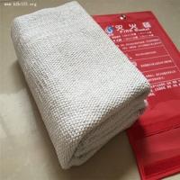 洛阳玻纤+高硅氧纤维防火布、无机防火布、灭火毯(图)