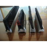 供应扶梯条刷,扶梯防阻燃挡板毛条刷
