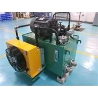 包邮特销广州SL型 双联泵液压系统