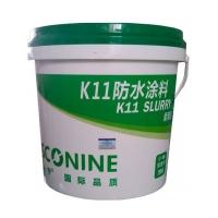 屋面专用防水柔韧型K11防水涂料