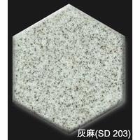 杜邦人造石厨柜台面SD203灰麻