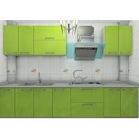 普通櫥柜的終結者不怕水不怕高溫環保無甲醛的整體櫥柜