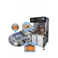 汽车滤清器红外线热板机焊接设备