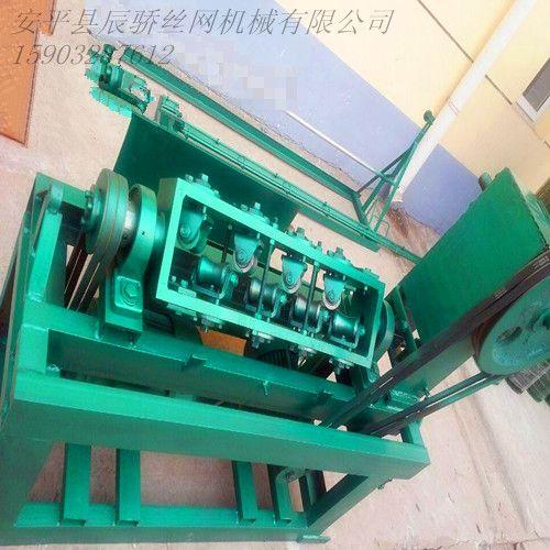 废丝矫直机,废旧钢绞线调直机械