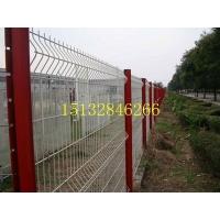 桃心柱围栏网、厂区围栏网、桃形柱厂区围栏网