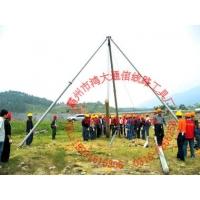 厂家供应15米水泥杆三角架立杆机器,起杆器,人字抱杆