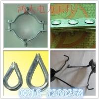 拉线抱箍、拉线衬环,电缆挂钩、电力器材、吊线抱箍