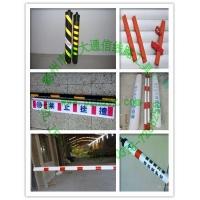 光电缆过路警示夜反光管,拉线保护套,PVC斜拉线保护警示套管