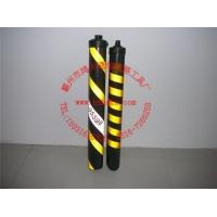 PVC拉线护套 拉线保护管 电力保护管 红白相间 黄黑相间