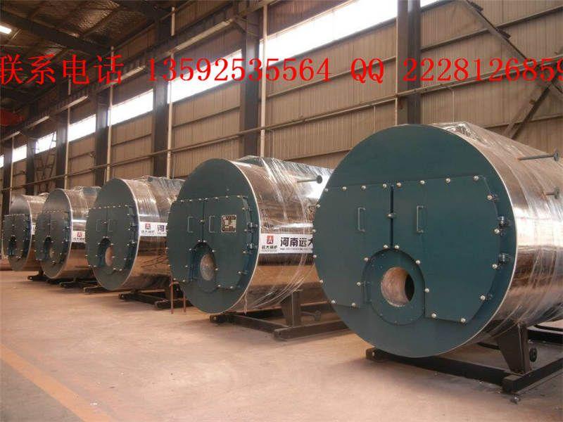 2吨蒸汽锅炉燃气锅炉 4吨燃气锅炉