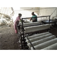 硅酸铝卷毡在窑炉施工中应用技术分析