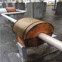 天然气空架管道保冷垫块聚氨酯管托的使用与寿命检测