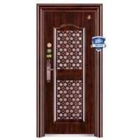 南京哪有卖防盗门价格最低 实木门最好 钢木门最便宜 免漆门