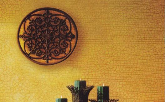 多明尼克艺术涂料——仿瓷裂系列