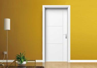 旭派烤漆门白漆门系列简约典雅精致时尚厂家直销室内门