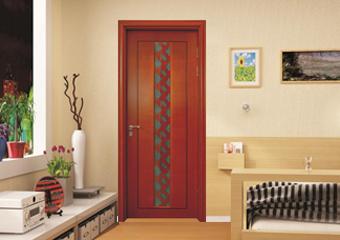 旭派烤漆门玻璃门系列美观时尚现代风格厂家直销室内门