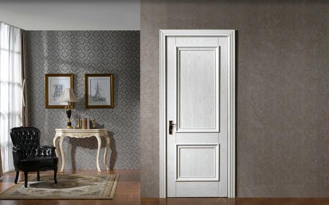 旭派扣线烤漆门系列时尚美观高档奢华不带密度板
