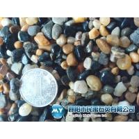 焦作优质鹅卵石滤料 园林铺路鹅卵石