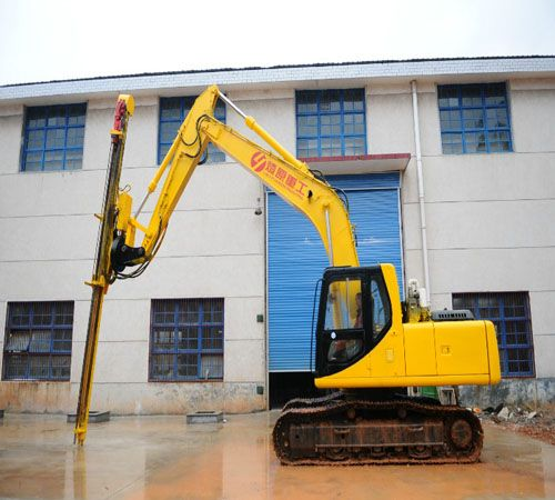 供应挖改凿岩机|挖改凿岩钻机|凿岩挖掘机|LY300A