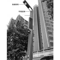 郑州太阳能路灯30WLED灯头