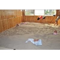 供应桑拿足浴沙,汗蒸专用沙,保健沙疗沙