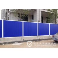 武汉工程围挡、施工档板、建筑围挡、PVC围墙、简易围挡
