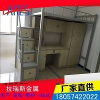 浙江铁架子床  宁波学校 工厂公寓用床  慈溪组合床 宁波双