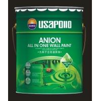 世界十大品牌美国阿波罗负离子全效墙面漆