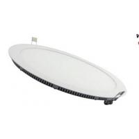 LED200mm超薄圆形面板灯