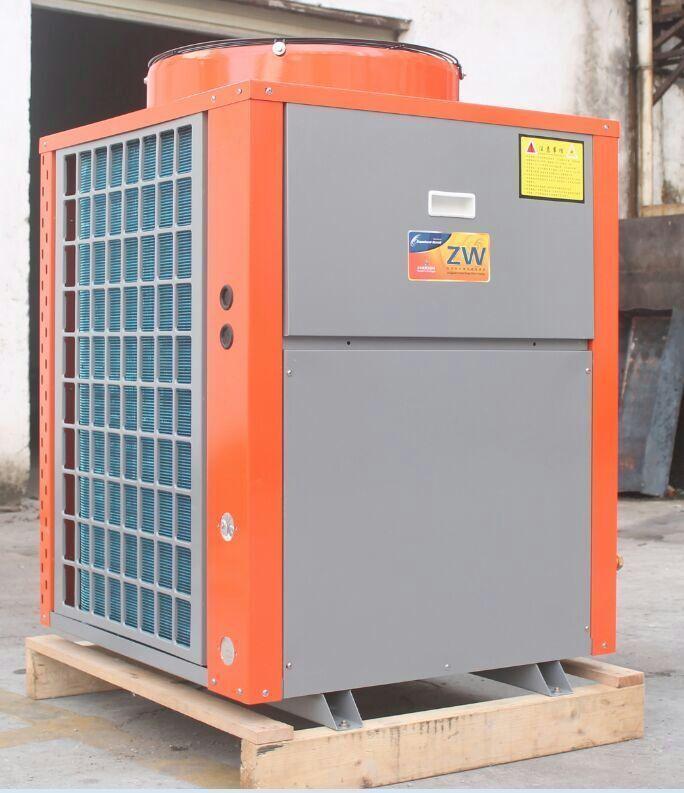 5匹空气能热水器适用100人工厂学校医院使用