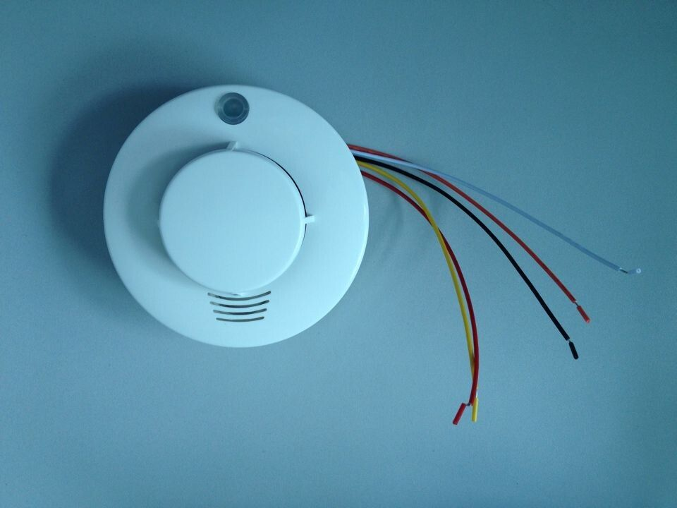 室内烟雾报警器 防止火灾烟雾报警器