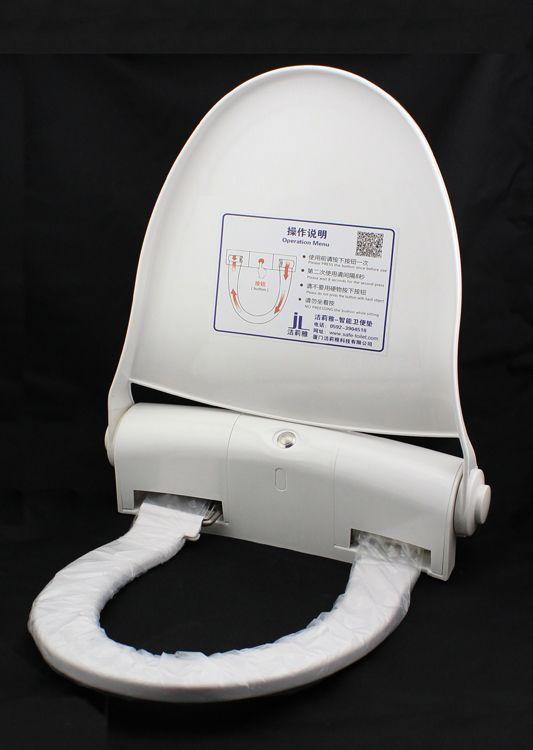 厦门洁莉雅自动换纸马桶公司咨询:0592-3904518