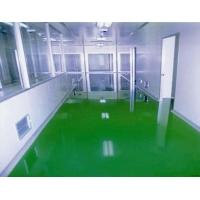 环氧自流平防静电地坪,采用特种导电环氧树脂整体无缝涂装而成