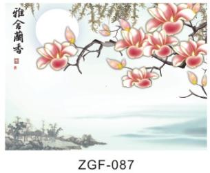佛山装饰材料--世居宝背景墙中国风系列