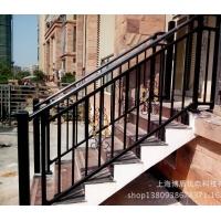 供应用于防护的楼梯扶手锌钢护栏别墅扶手LT-1