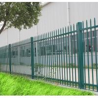 锌钢护栏铁艺栏杆市政机关工厂小区围墙别墅学校栅栏HX-04