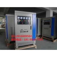 大型设备专用稳压SBW-100KVA三相大功率西安稳压器现货