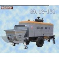 塔机;塔吊; HBT系列混凝土输送泵